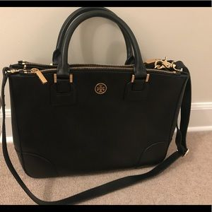 Tory Burch Double Zip Large Robinson